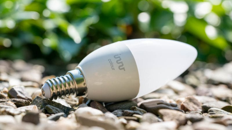 E14 Led Rgb Glühbirne Mit Zigbee (für Philips Hue), Die Innr Rb 250 C E14 Rgb Led Glühbirne Im Test! 6