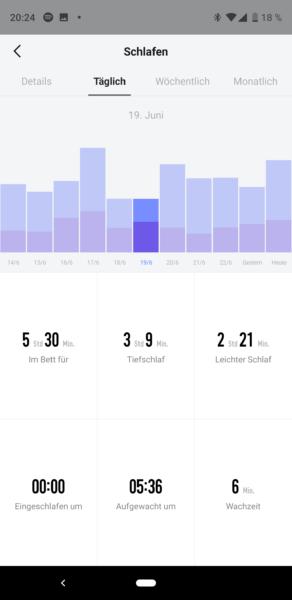 Xiaomi Amazfit Pace 2 Stratos App (22)