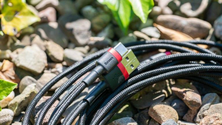 Tipp, gute und günstige Smartphone Ladekabel von Baseus! (2-3€ pro Stück!)