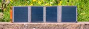 14w Usb Solar Ladegerät Von Choetech Im Test 13