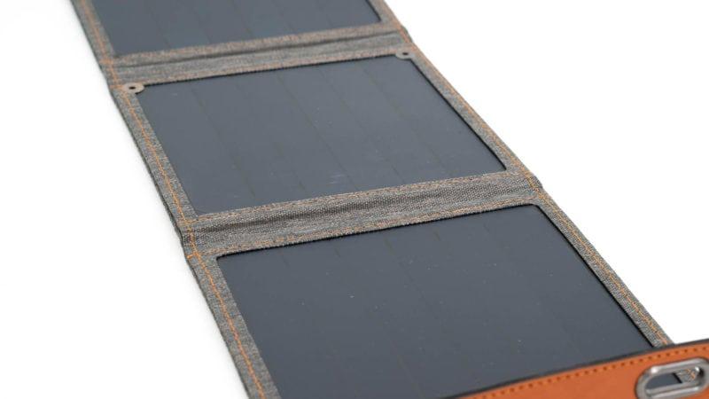 14w Usb Solar Ladegerät Von Choetech Im Test 4