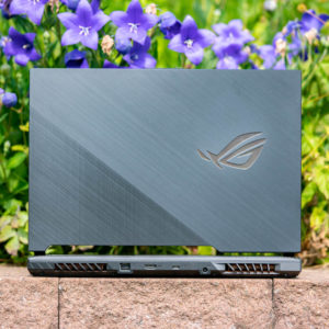 Das ASUS ROG Strix Scar III G531GW im Test, RTX 2070 + 240Hz Display = Victory?