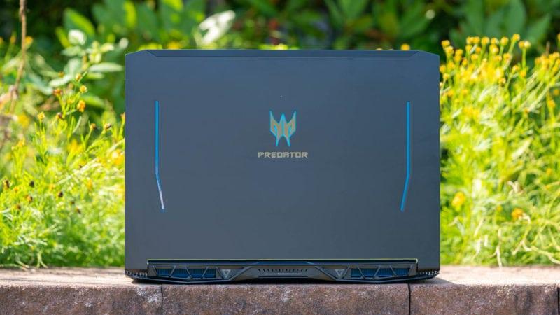 Acer Predator Helios 300 Im Test 7