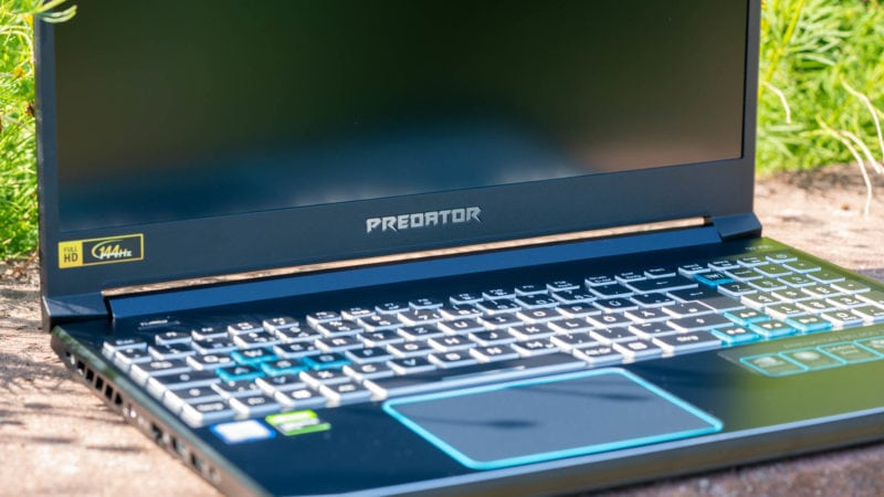 Acer Predator Helios 300 Im Test 9