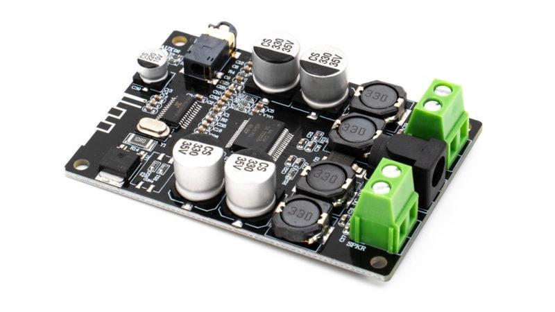 Alte (oder Neue) Passive Lautsprecher Zu Bluetooth Umrüsten 1