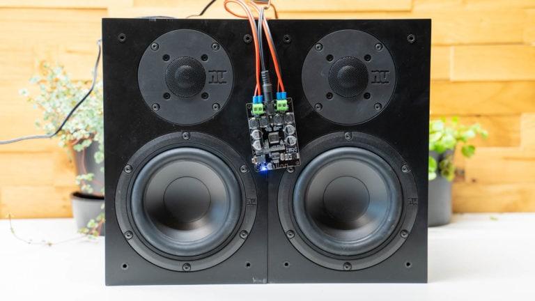 Alte (oder neue) passive Lautsprecher zu Bluetooth umrüsten, inklusive Verstärker für 5€?!