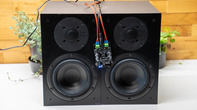 Alte (oder Neue) Passive Lautsprecher Zu Bluetooth Umrüsten 5