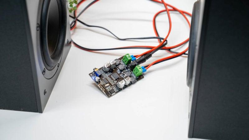 Alte (oder Neue) Passive Lautsprecher Zu Bluetooth Umrüsten 8