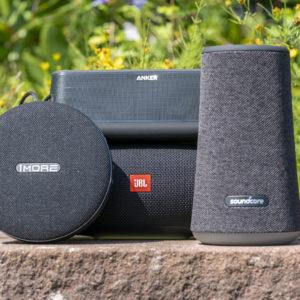 Die besten Bluetooth Lautsprecher 2019, Vergleich und Bestenliste von Techtest.org