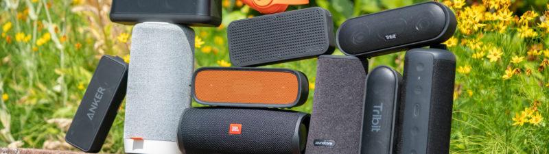 Bluetooth Lautsprecher Vergleich 1
