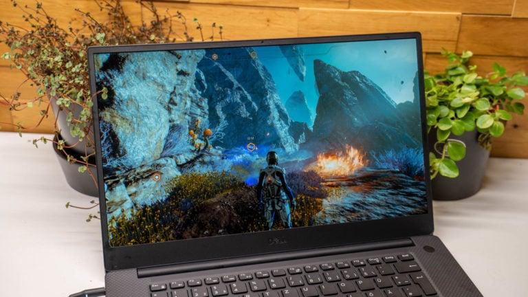 Gaming auf dem XPS 15 7590, wie gut und schnell laufen Spiele auf dem Notebook?