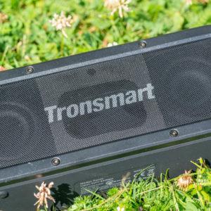 Laut, lauter, der Tronsmart Force Bluetooth Lautsprecher im Test