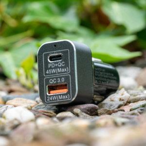 Ein 69W USB Power Delivery und Quick Charge KFZ Ladegerät für nur 13€?! Das QuTiger KFZ Ladegerät im Test