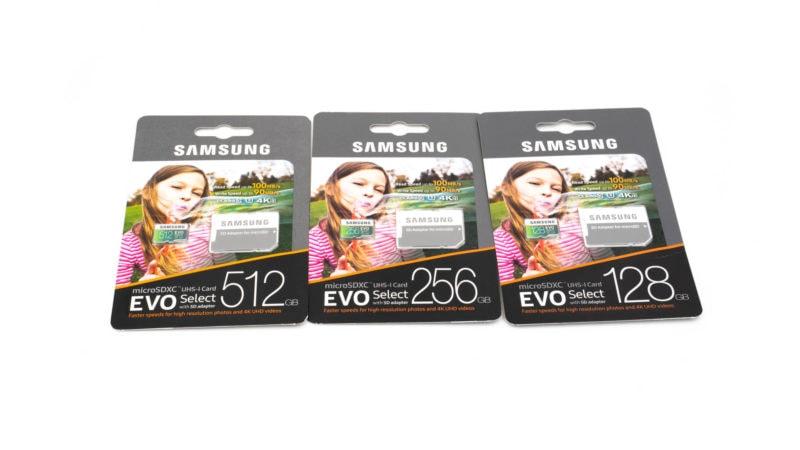 Sind Die Samsung Evo Select Speicherkarten Gut 1