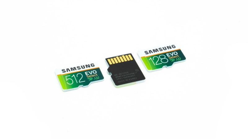 Sind Die Samsung Evo Select Speicherkarten Gut 3
