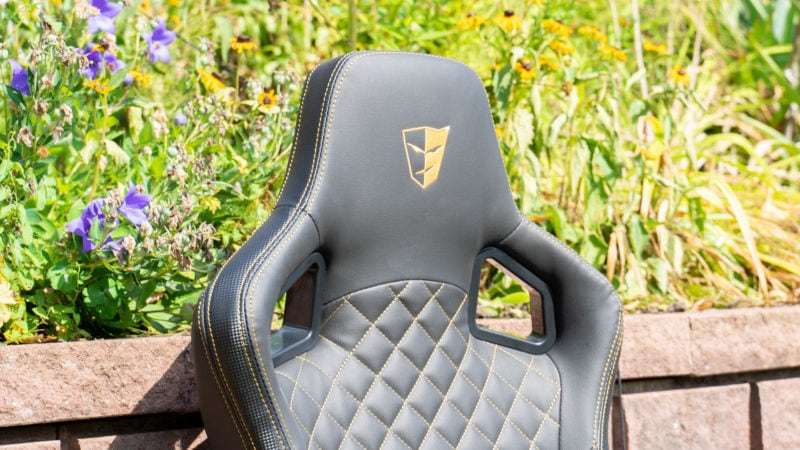 Tesoro Zone X Gaming Chair Im Test 12