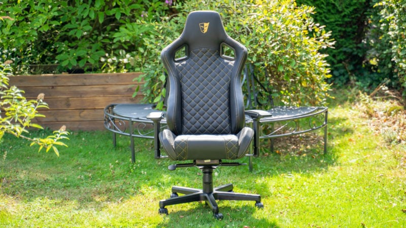 Tesoro Zone X Gaming Chair Im Test 15