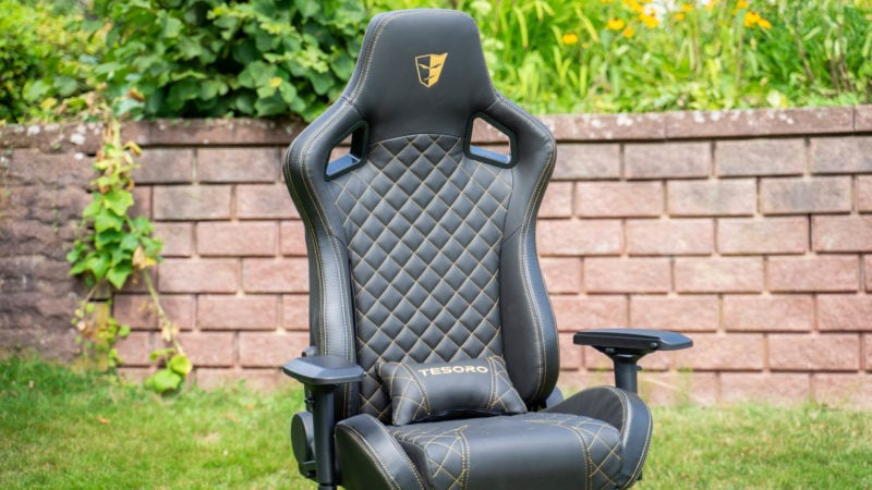 Tesoro Zone X Gaming Chair Im Test 25