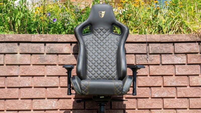 Tesoro Zone X Gaming Chair Im Test 9