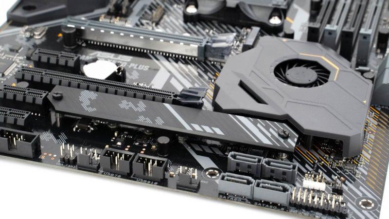 3x X570 Mainboards Von Asus Im Vergleich 10