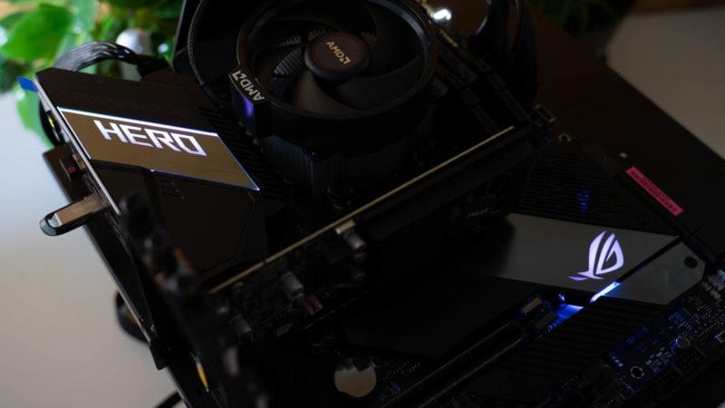3x X570 Mainboards Von Asus Im Vergleich 22