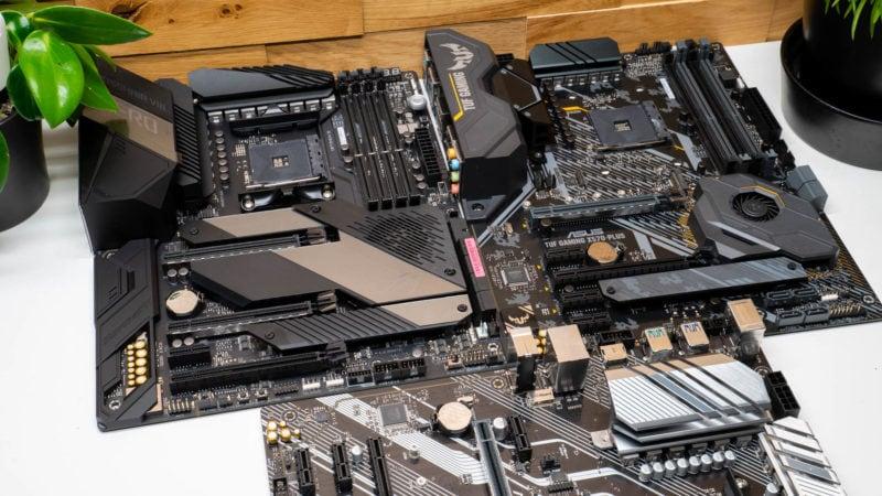 3x X570 Mainboards Von Asus Im Vergleich 31