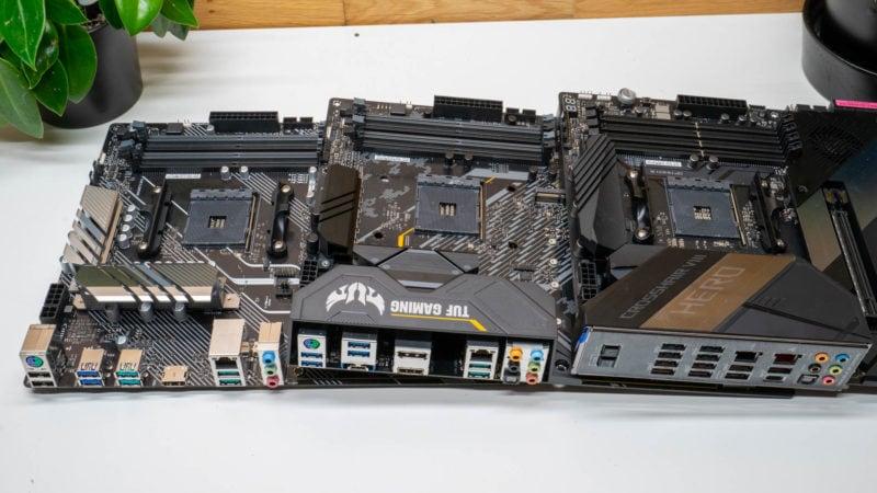 3x X570 Mainboards Von Asus Im Vergleich 32