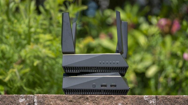 Asus Aimesh Ax6100 Wifi System Im Test 7
