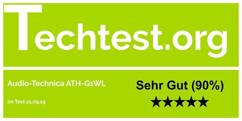 Audio Technica Ath G1wlwertung