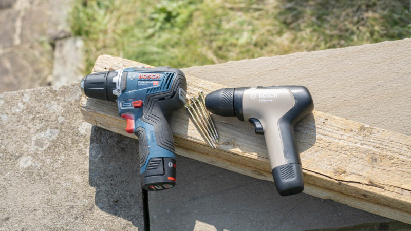 Bosch Youseries Drill Test 12