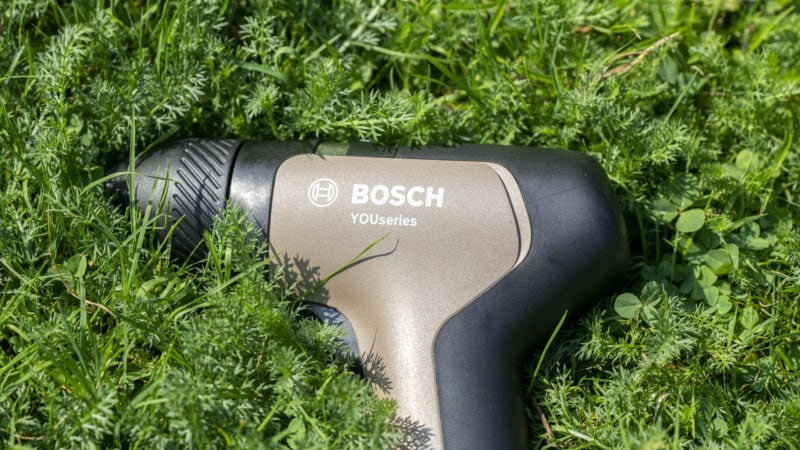 Bosch Youseries Drill Test 7