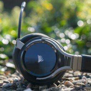 Das CORSAIR Virtuoso RGB Wireless Gaming-Headset im Test, guter Klang und gutes Mikrofon?!