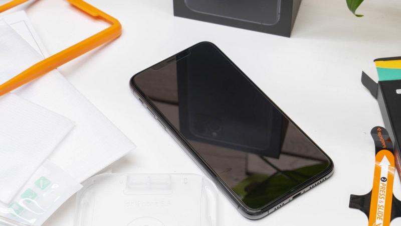 """Displayschutz """"panzergläser"""" Für Das Apple Iphone 11 Pro Im Test 11"""