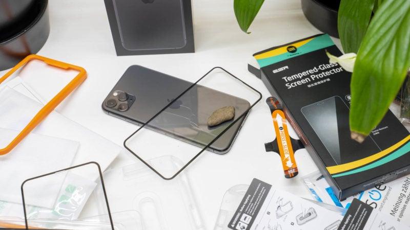"""Displayschutz """"panzergläser"""" Für Das Apple Iphone 11 Pro Im Test 12"""