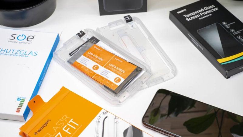 """Displayschutz """"panzergläser"""" Für Das Apple Iphone 11 Pro Im Test 2"""