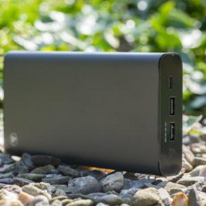 Das Hama USB-C-Power Pack im Test, 26800mAh Kapazität und 60W PD!