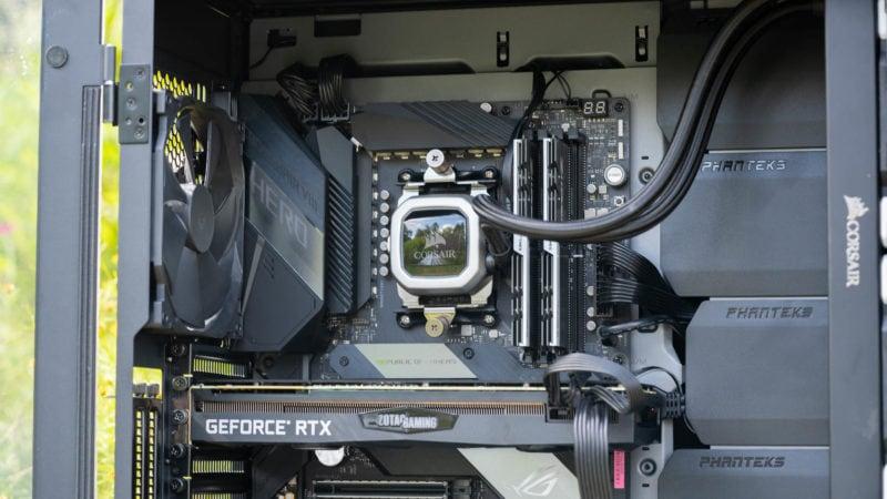 Phanteks Eclipse P600s Test 22