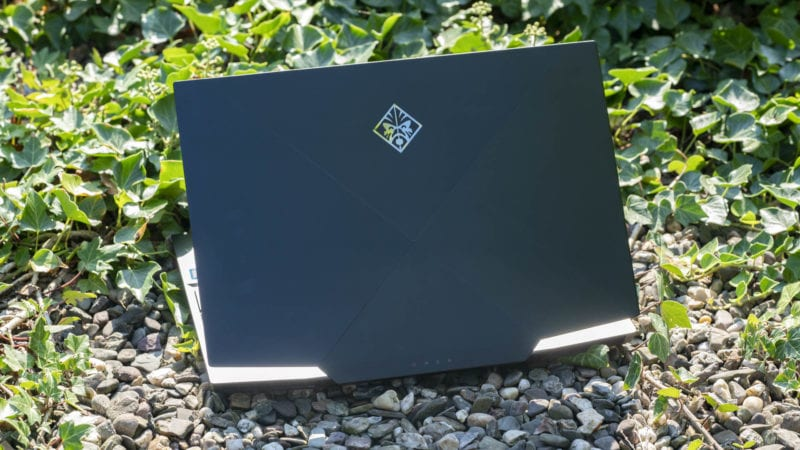 Test Hp Omen 15 Dh0011ng 13