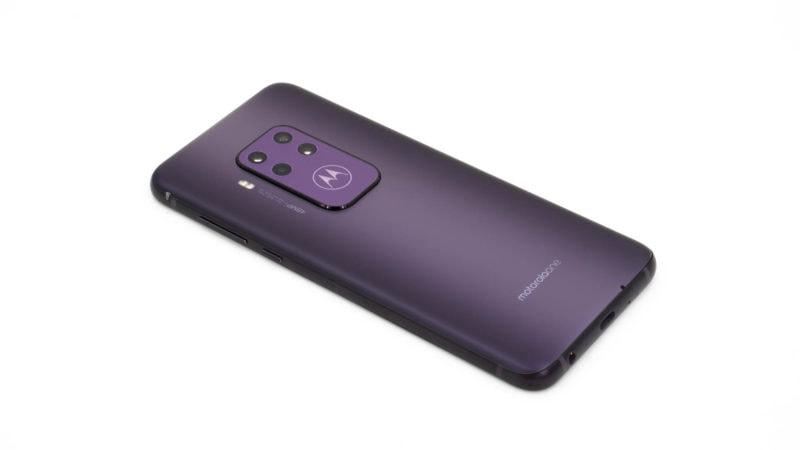 Test Motorola One Zoom 2