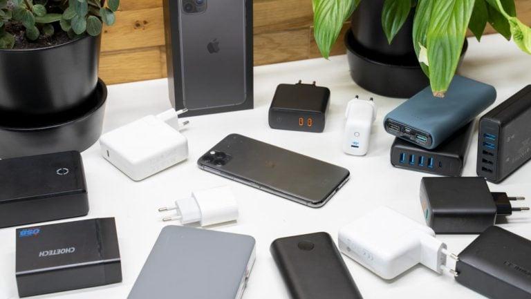 Wie schnell lädt das neue iPhone 11 Pro und welche Ladestandards werden unterstützt?