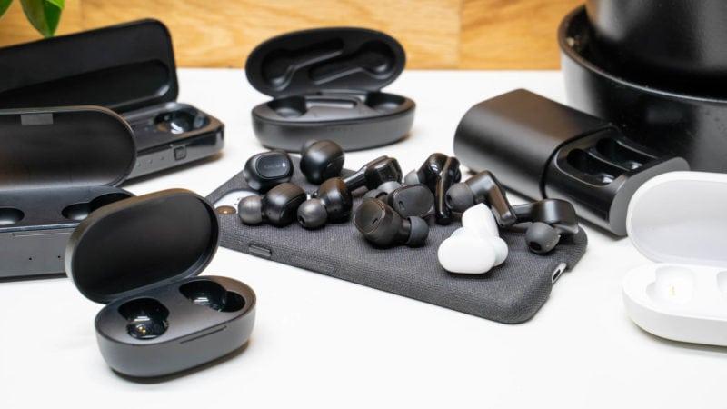 Die besten true Wireless Ohrhörer unter 50€