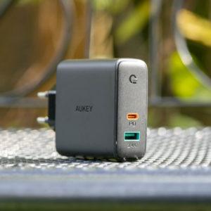 AUKEYs kompaktes Kraftpaket! Das AUKEY PA-D3 USB C Ladegerät im Test