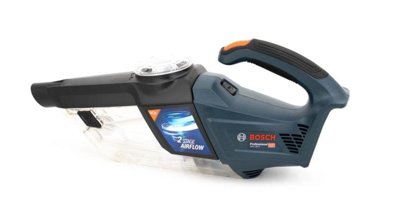 Bosch Professional Akku Handstaubsauger Gas 18v 1 Im Test 2