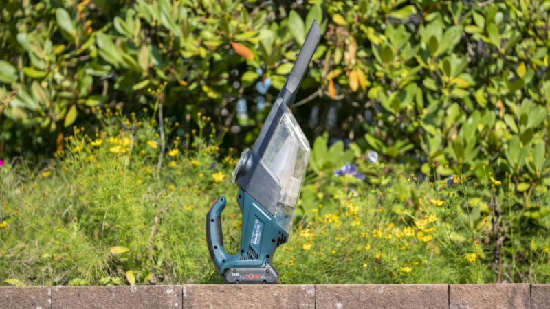 Bosch Professional Akku Handstaubsauger Gas 18v 1 Im Test 8