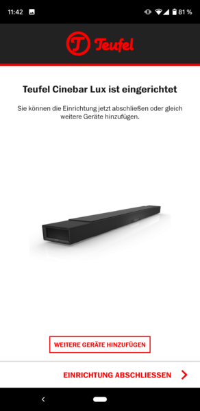 Cinebar Lux Raumfeld (1)