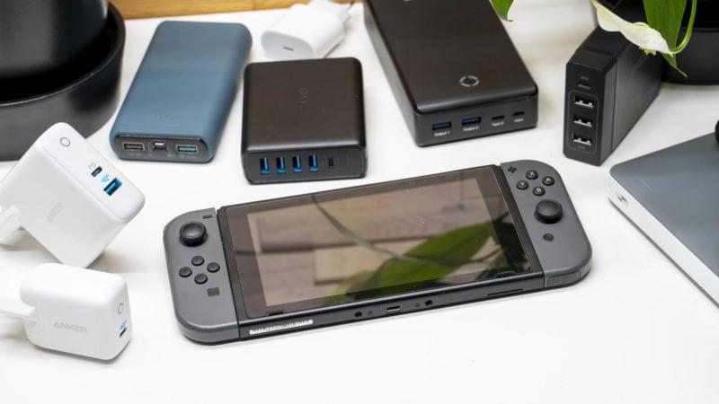 Nintendo Switch Und Das Aufladen 5