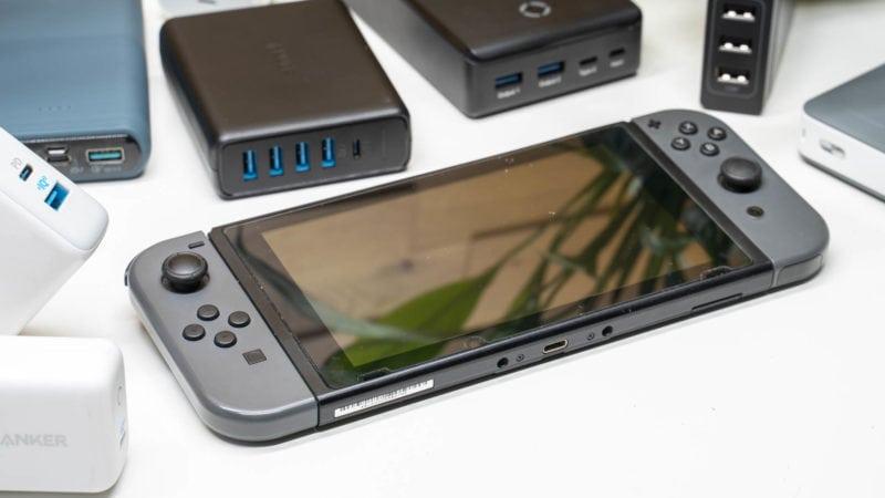Nintendo Switch Und Das Aufladen 6