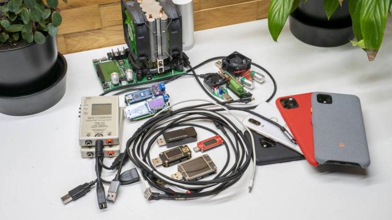 Powerbank Tests 1