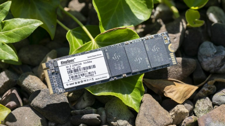 Test: KingSpec M2 NVME SSD, eine billige oder günstige NVME SSD?