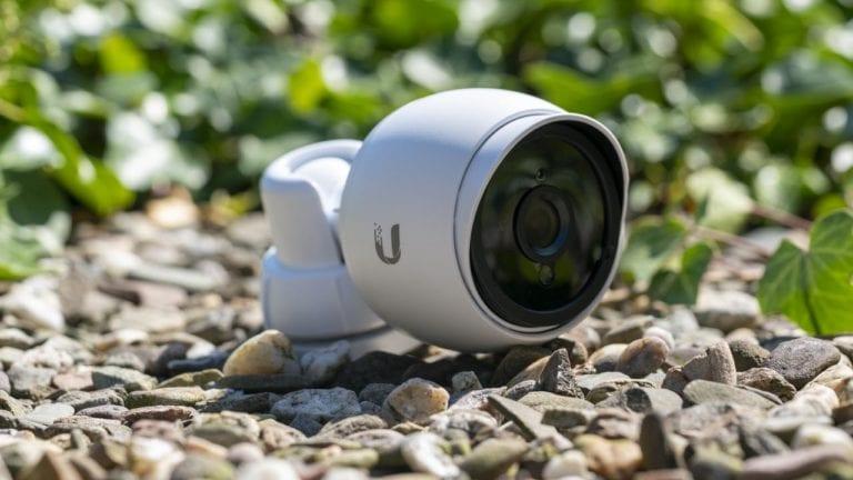 Test Ubiquiti UVC-G3, profi Outdoor Überwachungskamera